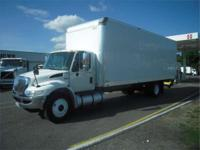 2012 International 4300 Medium Duty Trucks - Van