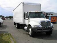 2012 International 4300DT Medium Duty Trucks - Van