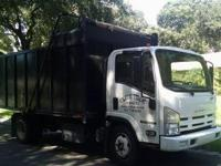 2012 Isuzu NPR. 2012 Isuzu NPR Dump truck in great