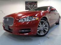 We are proud to offer this 2012 Jaguar XJL Portfolio