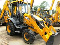 "2012 JCB 3CX 2012 JCB 3CX Backhoe Loader 87"" G.P."