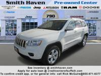 Check out this gently-used 2012 Jeep Grand Cherokee we