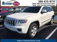 FLORIDA OWNED 2012 JEEP GRAND CHEROKEE LAREDO