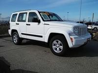 Jeep Certified. Sport trim. Satellite Radio, 4x4, CD