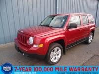 Check out this gently-used 2012 Jeep Patriot we