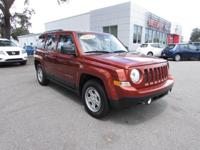 2012 Jeep Patriot Sport ** Lowest miles anywhere!! **