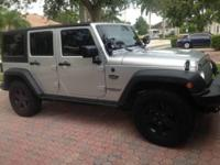 2012 Jeep Wrangler Rubicon Limited Edition Call Of Duty