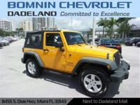 New Price! Clean CARFAX. Dozer Clearcoat 2012 Jeep