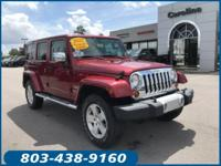 New Price! CARFAX One-Owner. Clean CARFAX. 2012 Jeep