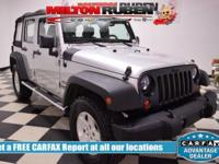Options:  2012 Jeep Wrangler Unlimited Sport|Miles: