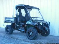 Up for sale 2012 John Deere Gator XUV 825i EFI 4X4 with
