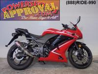 2012 Kawaski Ninja 250R for sale only $2,900! Nice,