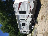 Camper is in excellent condition used very few times