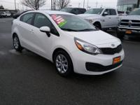 This outstanding example of a 2012 Kia Rio LX is