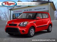 This front wheel drive 2012 Kia Soul + is one of those