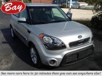 This 2012 Kia Soul + is offered to you for sale by Bay
