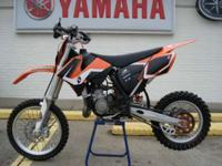 2012 KTM 85 SX Very Clean 85 SX No absolute beginners