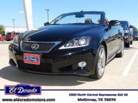 2012 Lexus IS 250C 2dr Car Contvertible Our Location