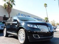 Options:  2012 Lincoln Mkx Fwd 4Dr|Black|Tan|36|000