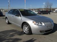 Treat yourself to a test drive in the 2012 Lincoln MKZ!