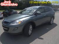 MAZDA CERTIFIED, GRAND TOURING ALL WHEEL DRIVE, LEATHER