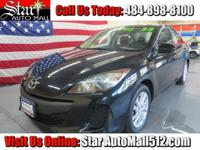 Options:  2012 Mazda Mazda3 I Touring|Visit Star Auto