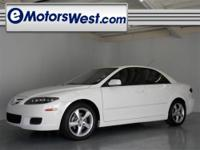 One Owner & Low Miles Mazda Mazda6 i! Controls, Style,