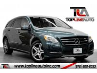 2012 Mercedes-Benz R 350Very clean! Navigation, Backup
