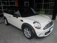 CARFAX 1-Owner, MINI Certified, LOW MILES - 18,390! EPA