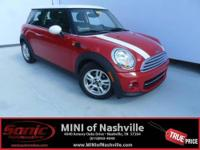 GET MOTORIN IN THIS EXCELLENT MINI NEXT CERTIFIED 2012