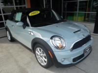 MINI Certified, LOW MILES - 13,507! S trim. FUEL