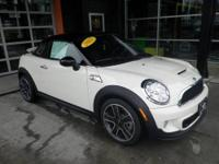 MINI Certified, CARFAX 1-Owner, LOW MILES - 18! S trim.