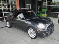 MINI Certified, CARFAX 1-Owner, LOW MILES - 21,761! EPA
