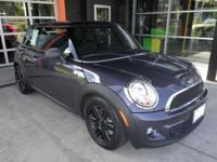 CARFAX 1-Owner, MINI Certified, LOW MILES - 6,315! FUEL