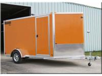 2012 Mission Trailers MEC 6.5 x 12 New 2012 Mission
