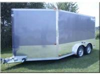 2012 Mission Trailers MEC 7.5 x 14 New 2012 Mission 7.5