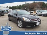 New Arrival! This 2012 Nissan Altima 2.5, has a great