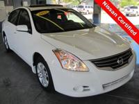 2012 Altima 2.5 SL ** ONLY 19,000 Miles!! ** 1-Owner **