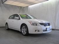 This outstanding example of a 2012 Nissan Altima 3.5 SR