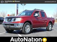 2012 Nissan Frontier Our Location is: AutoNation Nissan
