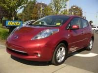 This 2012 Nissan LEAF SL is offered to you for sale by