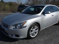 2012 Nissan Maxima 3.5 S, Non-Smoker, Clean Carfax, and
