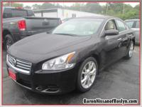 This 2012 Nissan Maxima is a dream machine developed to