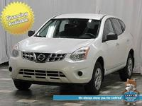 This 2012 Nissan Rogue 4dr AWD 4dr S SUV includes a 2.5