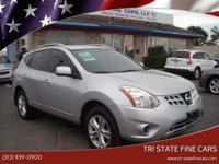 THIS IS A VERY SHARP 2012 NISSAN ROGUE AWD FINANCING