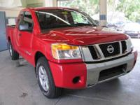 ** NISSAN CERTIFIED ** 2012 Titan SV with only 3800