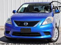 This 2012 Nissan Versa 4dr SV features a 1.6L 4