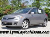 (Stk# 7-9038RP) The Nissan Versa is the picture of