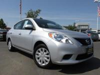 One Owner && amp; Low Miles Nissan Versa 1.6 SV! Guest