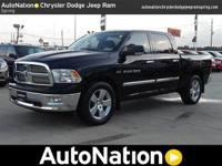 This exceptional example of a 2012 Ram 1500 Lone Star